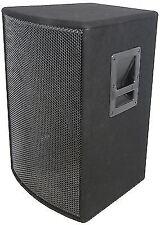 """QTX Sound Qt15 Speaker 15"""" Inch 300w Passive PA Loudspeaker DJ 178.412"""