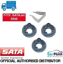 SATA Jet 5000 B pistola reemplazo anillos de distribución de aire 3pk 211425