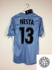 LAZIO NESTA #13 01/02 * BNWT * Calcio Casa Maglietta (L) SOCCER JERSEY SERIE A