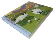Thomas Joseph Placemats, Set of 6 fun sheep/animal Tablemats- Set 2