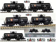Kato 8069-1 4500 N Scale Gauge train Wagon Tank citerne Tamu 500