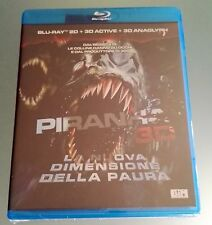 Piranha 3D BLU-RAY HORROR Blu-ray + Blu-ray 3D