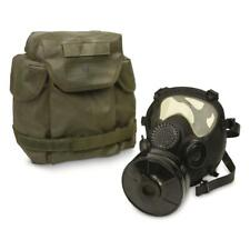 NEW! NATO Military Surplus MP5 Gas Mask with Bag and Filter, New