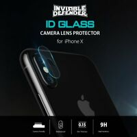 For iPhone X 10 Camera Lens Screen Protector | Ringke Tempered Glass 9H [3 Pack]