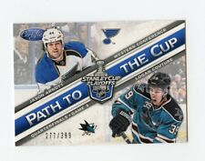 12/13 CERTIFIED PATH TO THE CUP JASON ARNOTT LOGAN COUTURE 277/399 *58590