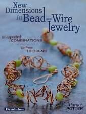 LIVRE/BOOK : BIJOUX A FAIRE SOI MEME (create your own jewellery,perles et fil
