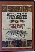 """WILL THE CIRCLE BE UNBROKEN: """"FARTHER ALONG""""  Nitty Gritty Dirt Band (DVD, 2003)"""