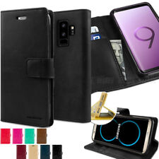 For Samsung Galaxy S10 Plus,S9,Note 10+ Flip Card Slot Wallet Leather Case Cover