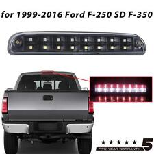 For 99-16 Ford F250 F350 Super Duty Clear LED Third Brake Light Rear Cargo Lamp
