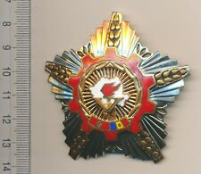 ROMANIA medal Romanian ORDER of the VICTORY of Socialism Victoria Socialismului