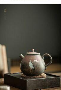 Teapots Vintage Ceramic Kung Fu Teaware Making Home Tea