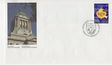 Canada - Manitoba - 1562 U/A Fdc - Canada Po Cachet - 1995
