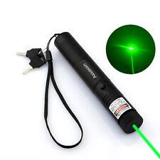 10Miles Super Power 5mw 532nm Green Laser Pointer Pen Military Green Laser Pen
