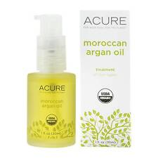 Acure Organics 100 Certified Organic Moroccan Argan Oil Treatment All Skin 1