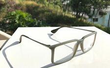 New Ray-Ban Eyeglasses Military Green Frames RB 7043 5466 (Demo) 52-14 140