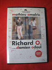 """FILM IN DVD - """"L'HISTOIRE DE RICHARD O."""" - Drammatico, Francia 2007"""