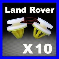 LAND ROVER DISCOVERY FREELANDER RANGE TRIM CLIPS MOULDING BUMPER SILL WHEEL ARCH