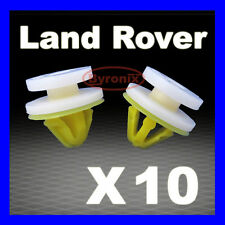 LAND ROVER DISCOVERY 3 4 RANGE ROVER SPORT DOOR MOULDING WHEEL ARCH TRIM CLIPS