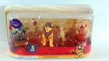 Disney The Lion King 5 Pcs Collectible Figure Set-Simba Nala Rafiki Timon Pumbaa