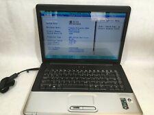 """Hp Compaq Presario Cq50 Amd Athlon Dual Core Ql-60 1.9 Ghz 2 Gb 15.4"""" Boots- Ft"""