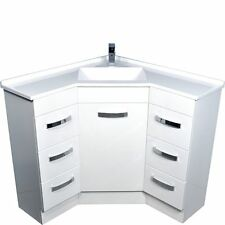 Corner Vanity Unit Basin Top 900mm X 9090