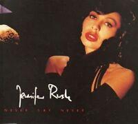 Jennifer Rush Never say never (1992; 2 tracks) [Maxi-CD]
