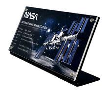 LEGO 21321 International Space Station - CUSTOM ACRYLIC DISPLAY STAND