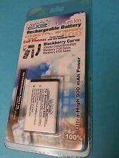 Digital Energy Rechargeable Lithium Ion Cell Phone Battery Blackberry Curve 8300
