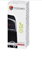 Set 10x 4 onglets Original écailleur tassimo machine à café Bosch 00311530
