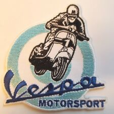 VESPA MOTORSPORT  PATCH (MBP 193)
