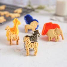 Tools Food Grade Animal Shape Sugar Craft Cookie Mold Fondant Cake Cutters