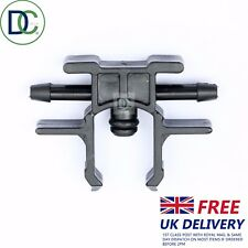 1 x Delphi 2 Way Injector Back Leak Off Connector for Renault