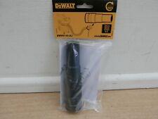 DEWALT DWV9110 AIR LOCK STEPPED DUST EXTRACTION ADAPTOR 29MM 35MM 37MM  O DIA