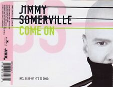 Jimmy Somerville ‎Maxi CD Come On - Germany (M/M)