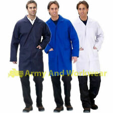Lab Coat / Laboratory / Warehouse Workwear Overall Doctors Students Lab Work NEW