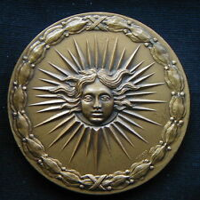 1987 Italy France Rare medal LIONS CLUB INTERNATIONAL Perugia Biella Angouleme
