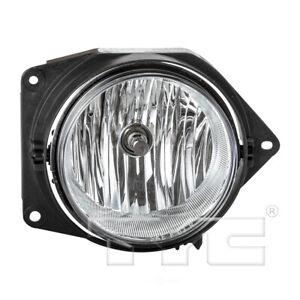 Fog Light Assembly Right TYC 19-5949-00