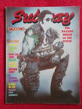 Rivista SUBWAY Supplemento del MUCCHIO 102/1986 Beatles Rikie Lee Jones  No cd