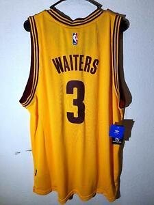 Adidas Swingman NBA Jersey Cleveland Cavaliers Dion Waiters Gold sz 2X