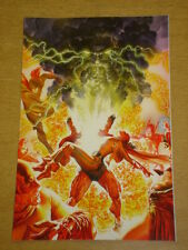 PROJECT SUPERPOWERS CHAPTER TWO #8 RI VIRGIN COVER 2010 DYNAMITE ROSS