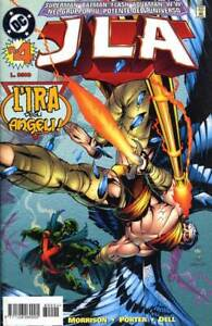 JLA JUSTICE LEAGUE OF AMERICA #04 DC PLAY PRESS COMICS