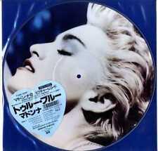 MADONNA   TRUE BLUE ALBUM JAPAN LP PICTURE DISC (P-15004) OFFICIAL 1986 PRESSING