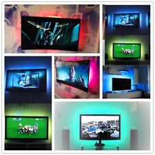 TV Hintergrundbeleuchtung USB LED Streifen Leiste Fernseher 1M  5050 SMD 5V  DE