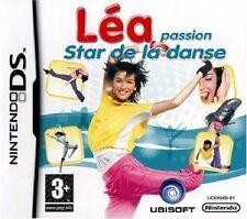 LEA PASSION  : STAR DE LA DANSE              -----   pour DS