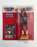 1996 NBA Starting Lineup Mitch Richmond Sacramento Kings Action Figure
