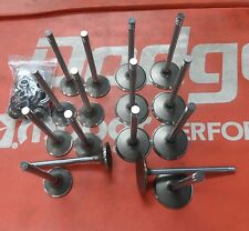 5.7L HEMI INTAKE AND EXHAUST VALVES COMPLETE SET OF 16/RETAINERS AND KEEPERS