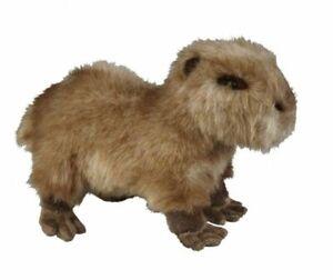 Capybara Realistic Wild Plush Soft Toy Ravensden Suma FRS004CB OFFICIAL TOY