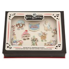 Silly Symphony Pin Set – The Cookie Carnival – Limited Edition – Disney® Visa®
