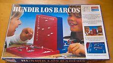(6027) JUEGO DE MESA HUNDIR LOS BARCOS ( FALOMIR JUEGOS )