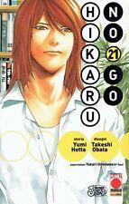 manga HIKARU NO GO n.21 prima edizione - Panini Planet